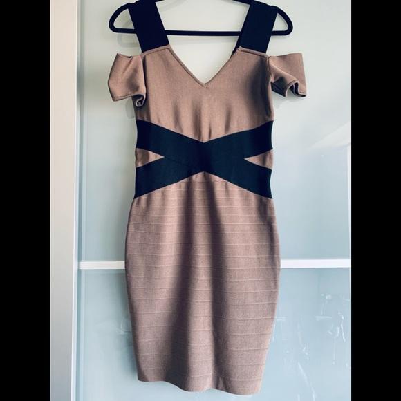 Marciano mini dress